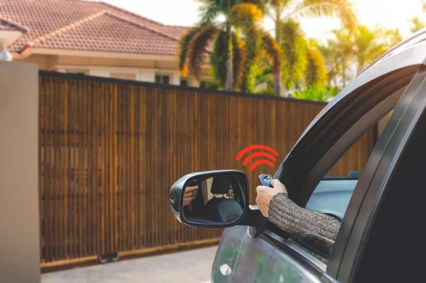 wifi garage door opener aurora il