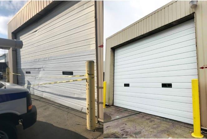 commercial door service in batavia