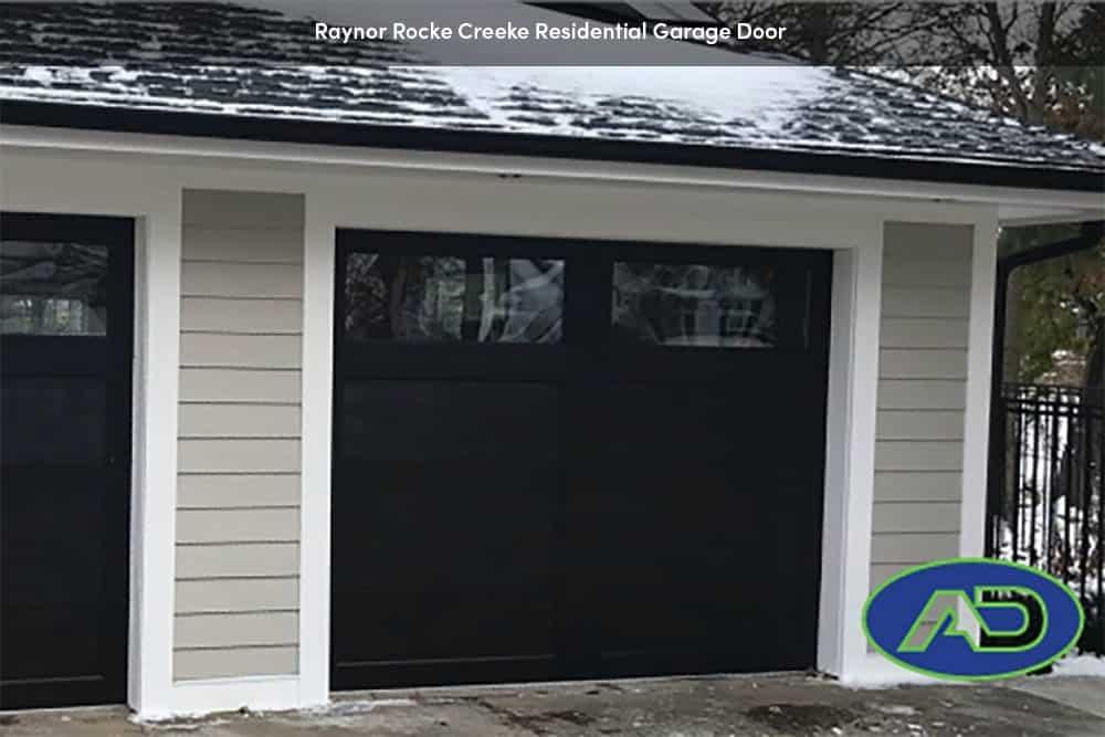 Residential Garage Door, Aurora, IL