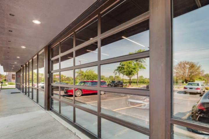 accurate door commercial garage door services aurora il
